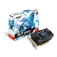 Відеокарта MSI Radeon R7 260 1GB DDR5 OC (R7_260_1GD5_OC)