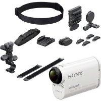 Экшн-камера SONY HDR-AS100V + BLT-UHM1 + VCT-RBM1 (HDRAS100VB.CEN)