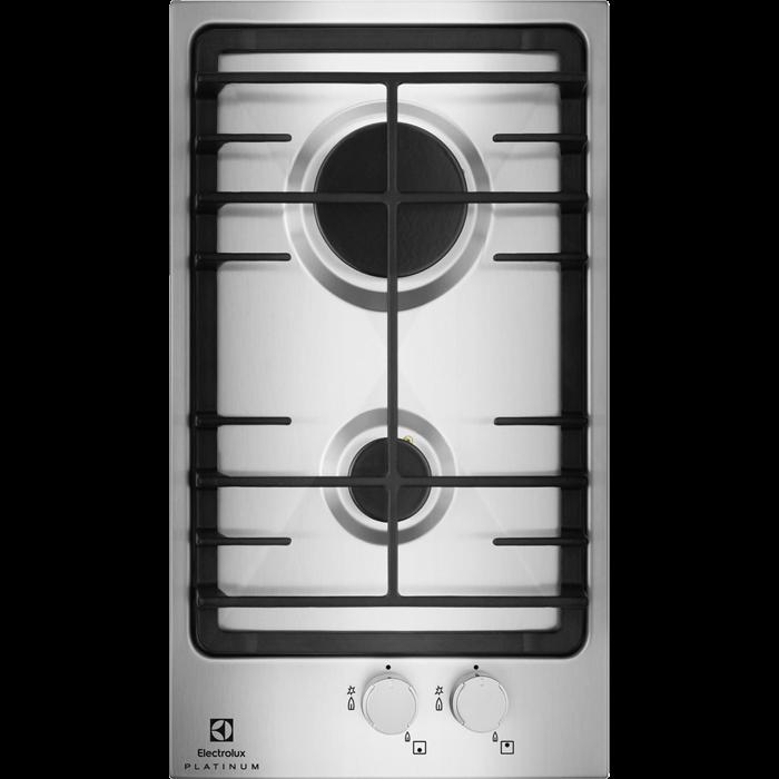 варочная поверхность Electrolux Egg93322nx газовая домино