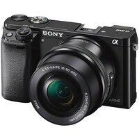 Фотоаппарат SONY Alpha a6000 + 16-50 Black (ILCE6000LB.CEC)