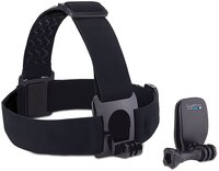 Крепление на голову GoPro Head Strap Mount + QuickClip