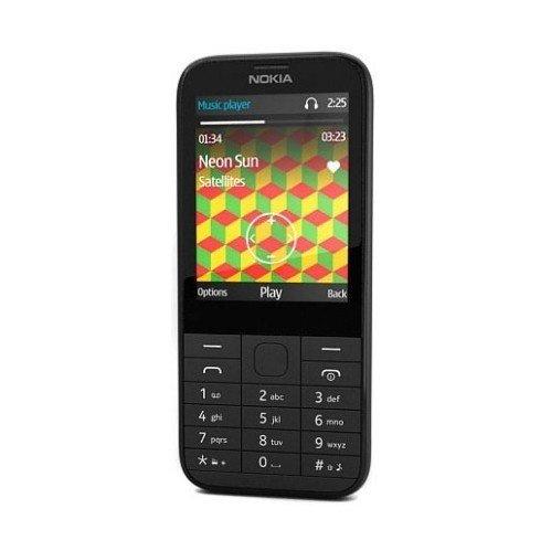 19a4f19743b Мобильный телефон Nokia 225 DS Black фото 1