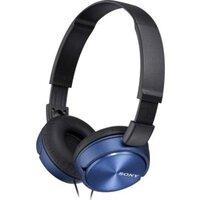 Навушники Sony MDR-ZX310 Blue