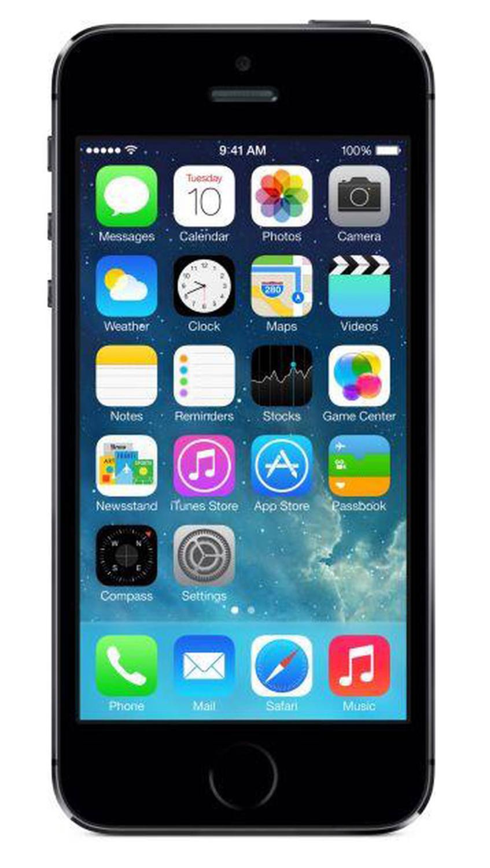 noindex Смартфон Apple iPhone 5S 16 GB SPACE ... acf791f858d61