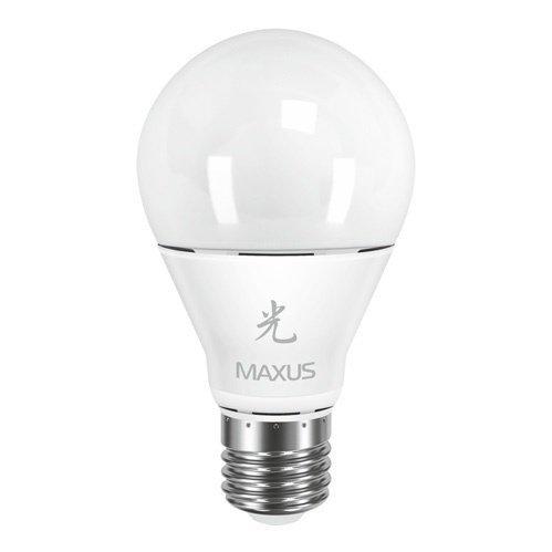 Светодиодная Лампа Maxus A65 12W 4100K 220V E27 AP (1-LED-462) фото