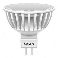 Світлодіодна Лампа Maxus LED-274 MR16 5W 4100K 12V GU5.3 AL (1-LED-274)