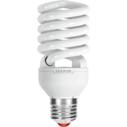 Энергосберегающая лампа MAXUS XPiral 26W 2700K E27 (1-ESL-015-11) (1-ESL-015-11) фото