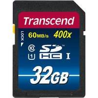 Карта памяти TRANSCEND SDHC 32GB Class 10 Premium UHS-I R60 MB/s (TS32GSDU1)