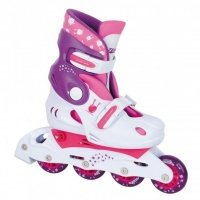 Раздвижные роликовые коньки Tempish UFO Baby skate розовые, р.26-29 (1000000004/pink/26-29)