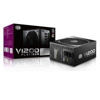 Блок питания Cooler Master V1200 80+ PLATINUM 1200W (RSC00-AFBAG1-EU)