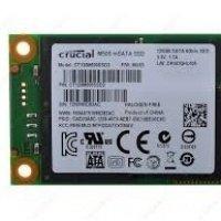 SSD накопитель CRUCIAL M550 128GB mSATA SATA III (CT128M550SSD3)