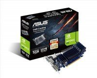 Відеокарта ASUS GeForce 210 1GB DDR3 Silent V2 (EN210-SILENT/DI/1GD3/V2)