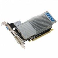 Видеокарта MSI GeForce GT 210 1GB DDR3 Turbocache (N210-TC1GD3H/LP)
