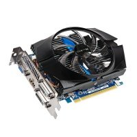Відеокарта GIGABYTE GeForce GTX 650 4GB DDR5 OC (GV-N650OC-4GI)