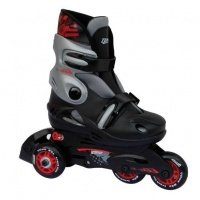 Раздвижные роликовые коньки Tempish Baby skate р.30-33 (1000000003/bl./30-33СТАР)