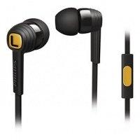 Навушники Philips SHE7055BK / 00 Mic Black