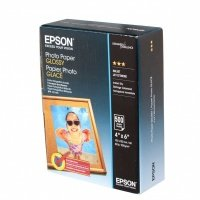 Бумага EPSON 100mmx150mm Glossy Photo Paper, 500л (C13S042549)
