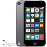 Мультимедиаплеер Apple iPod Touch 16GB Space Gray (MGG82RP/A)