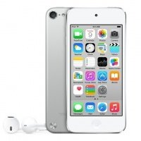 Мультимедиаплеер Apple iPod Touch 16GB Silver (5Gen) (MGG52RP/A)