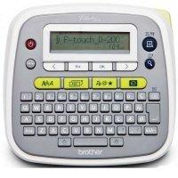 Принтер для печати наклеек Brother P-Touch PT-D200 (PTD200R1)