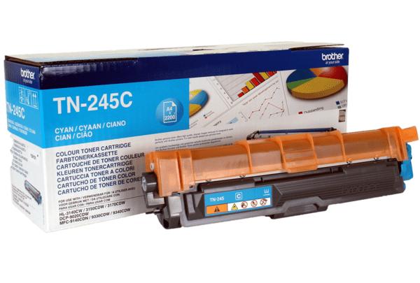 Купить Картридж лазерный Brother HL-3140CW, DCP-9020CDW cyan, max (TN245C)