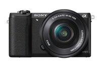 Фотоаппарат SONY Alpha a5100 + 16-50 Black (ILCE5100LB.CEC)