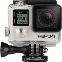 Экшн-камера GoPro HERO4 Black (CHDHX-401)