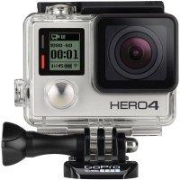 Экшн-камера GoPro HERO4 Silver (CHDHY-401)