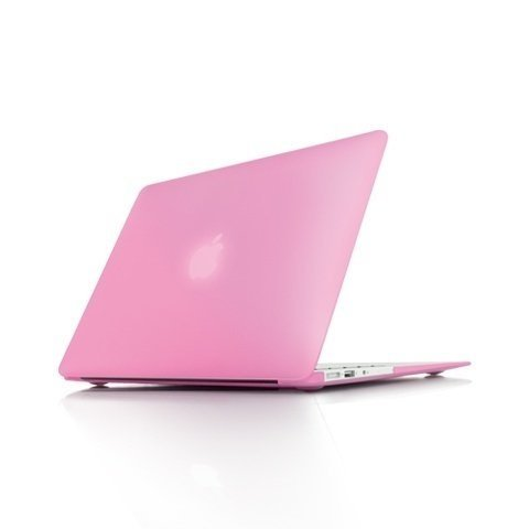"Накладка Ozaki O!macworm TightSuit MacBook Air 13"" Pink фото"