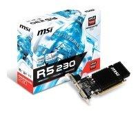 Відеокарта MSI Radeon R5 230 2GB DDR3 (R5_230_2GD3H_LP)