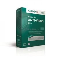 Антивирус Kaspersky Anti-Virus 2015 2 Desktop Обновление BOX (KL1161OBBFR)