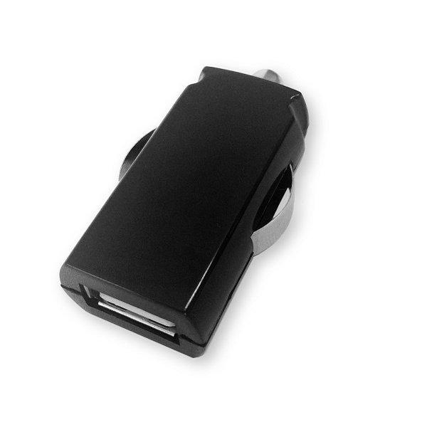 Автомобільний зарядний пристрій Global MSH-SC-031 Black фото1