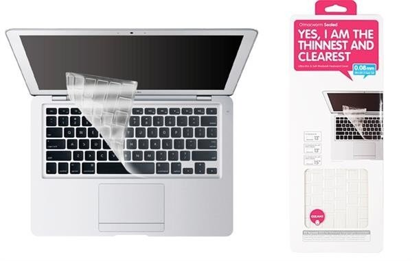 "Розкладка клавіатури OZAKI O! Macworm MacBook Air 11 ""(OA406)фото1"