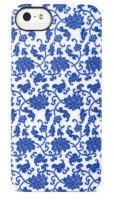 Чехол ODOYO для iPhone 5/5S/SE NEW BORN Blue AND White PORCELAIN