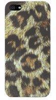 Чехол ODOYO для iPhone 5/5S/SE WILD ANIMAL Leopard