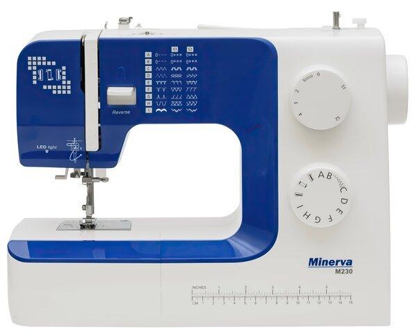Купить Швейные машинки, Швейная машина MINERVA M230 (M230)
