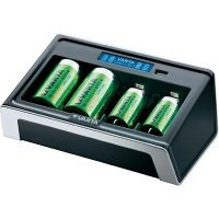 Зарядний пристрій VARTA LCD UNIVERSAL CHARGER (57678101401)