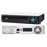ДБЖ APC Smart-UPS C RM 1000VA LCD (SMC1000I-2U)