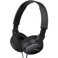 Навушники Sony MDR-ZX110 mic Black