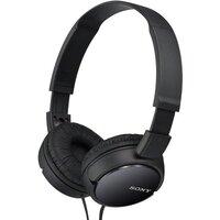 Наушники Sony MDR-ZX110 mic Black