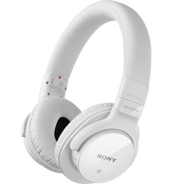≡ Навушники Sony MDR-ZX750BN Bluetooth білі – купити в Києві  415a488e8e8b3