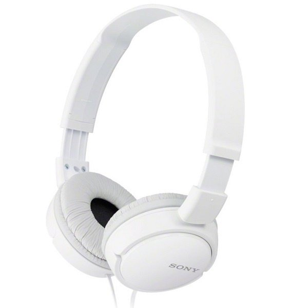 Купить Наушники Sony MDR-ZX110 White