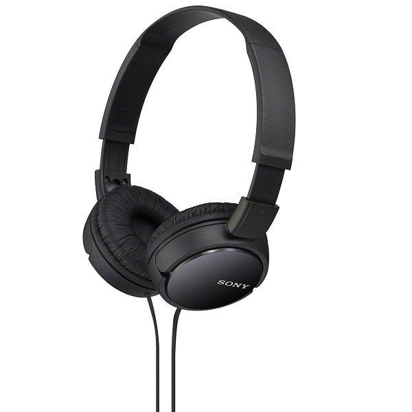 Купить Наушники Sony MDR-ZX110 Black