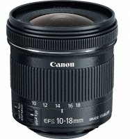 Объектив Canon EF-S 10-18 mm f/4.5-5.6 IS STM (9519B005)