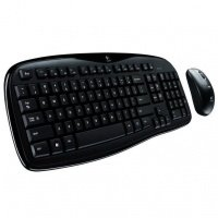 Комплект Logitech Cordless Desktop MK250 (920-002672)