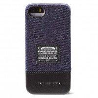Чехол Decoded для iPhone 6/6s Denim Cover Back