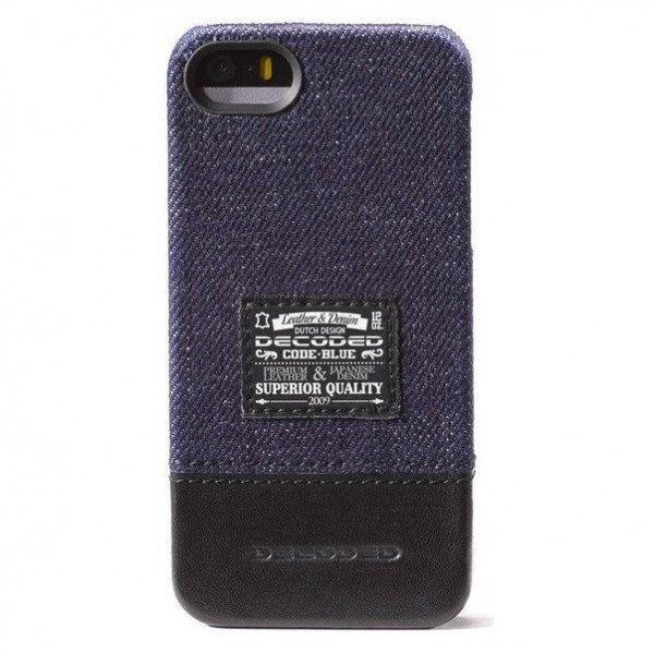 Купить Чехол Decoded для iPhone 6/6s Denim Cover Back