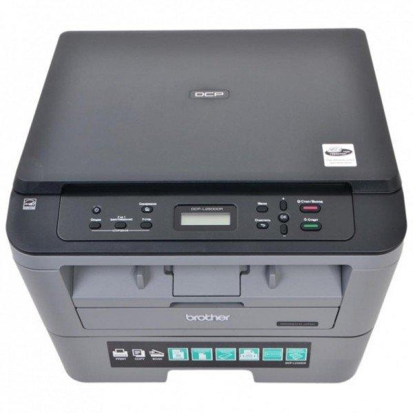 Купить МФУ A4 ч/б Brother DCP-L2500DR (DCPL2500DR1)