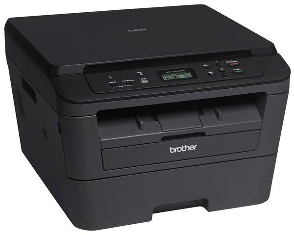 Купить МФУ A4 ч/б Brother DCP-L2520DWR с Wi-Fi (DCPL2520DWR1)