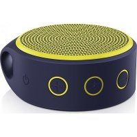 Портативная акустика Logitech X100 Mobile BT Yellow (984-000364)